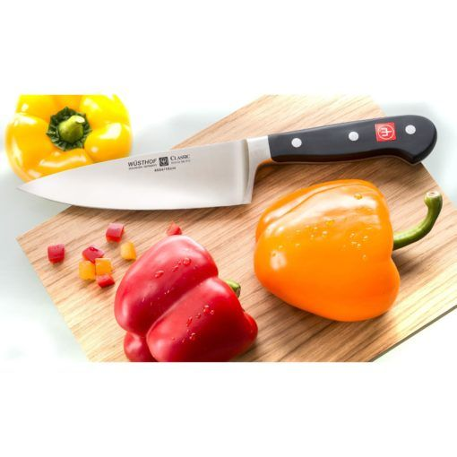 Wüsthof Classic Wide chef's knife, ref: 4584/16-1062