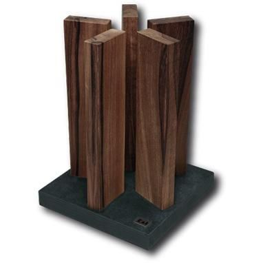 KAI Shun Stonehenge knife block, for 10 knives, ref: STH-4
