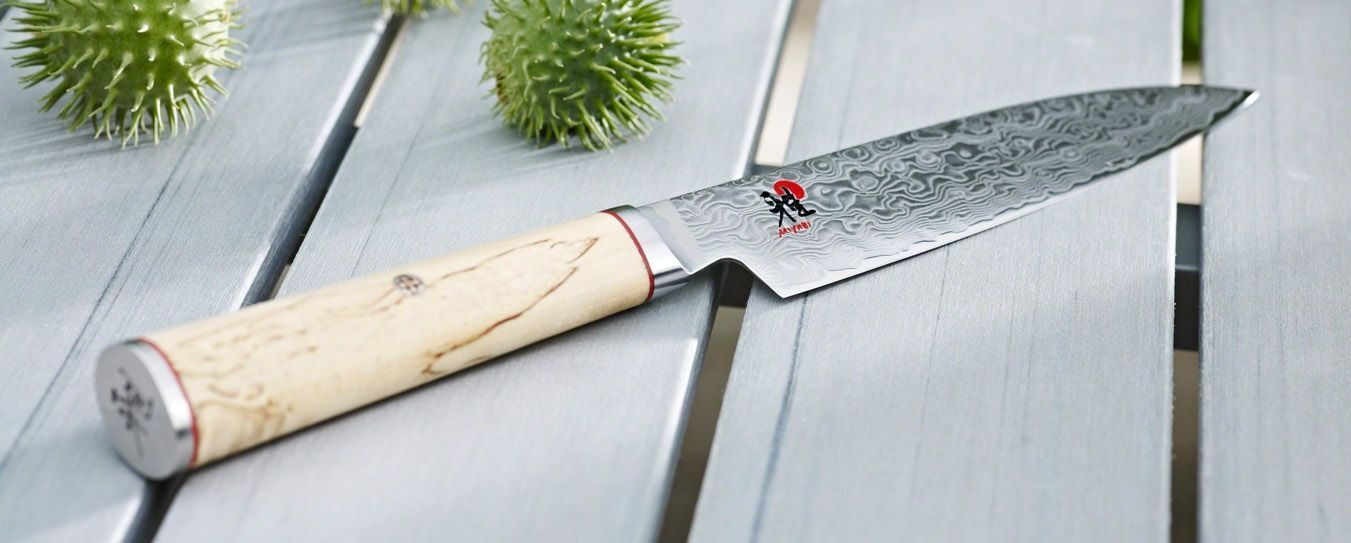 What Kitchen Knives Are Made Of